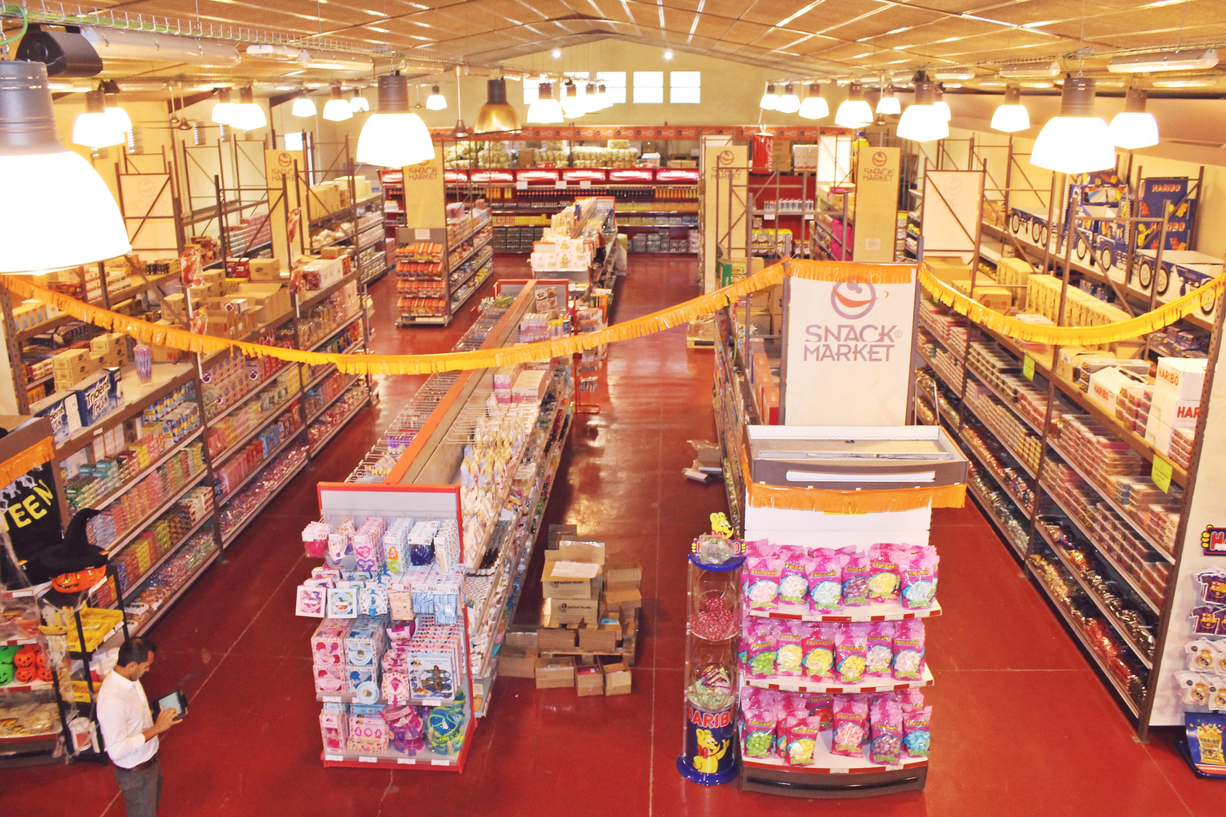 snack market el supermercado de las fiestas snack