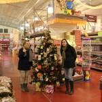 Teller navideño con Caty Pol de Circus Day en Snack Market