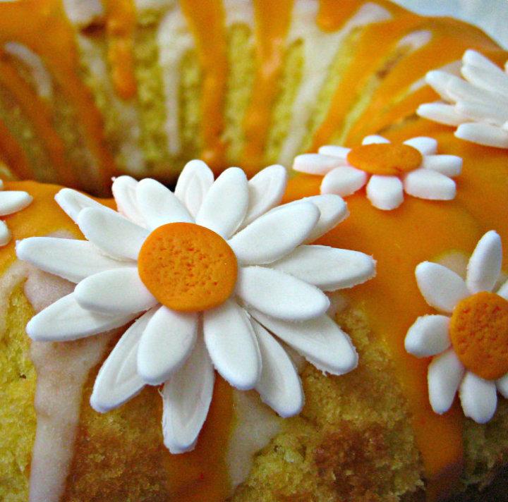 Bundt  Cake Naranja Snack Market