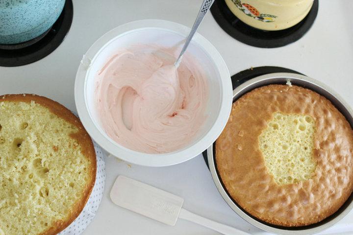 Decoración para tartas