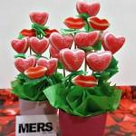 Manualidades para regalar en San Valentín