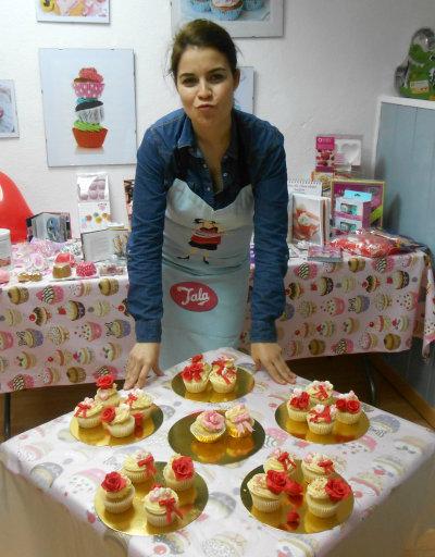 cupcakes san valentin banner