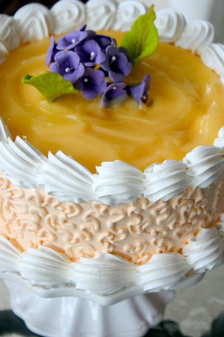 Técnicas fáciles para decorar pasteles 2