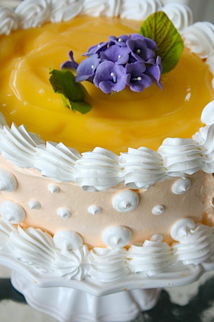 Técnicas fáciles para decorar pasteles 4