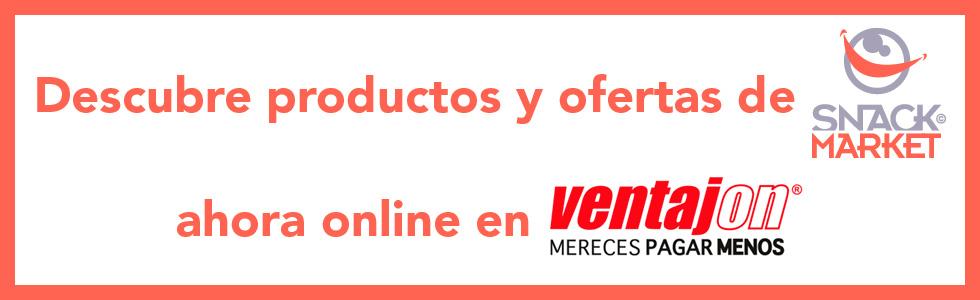 Compra online Snack Market con Ventajon