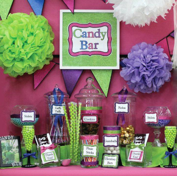 Candy bar 18