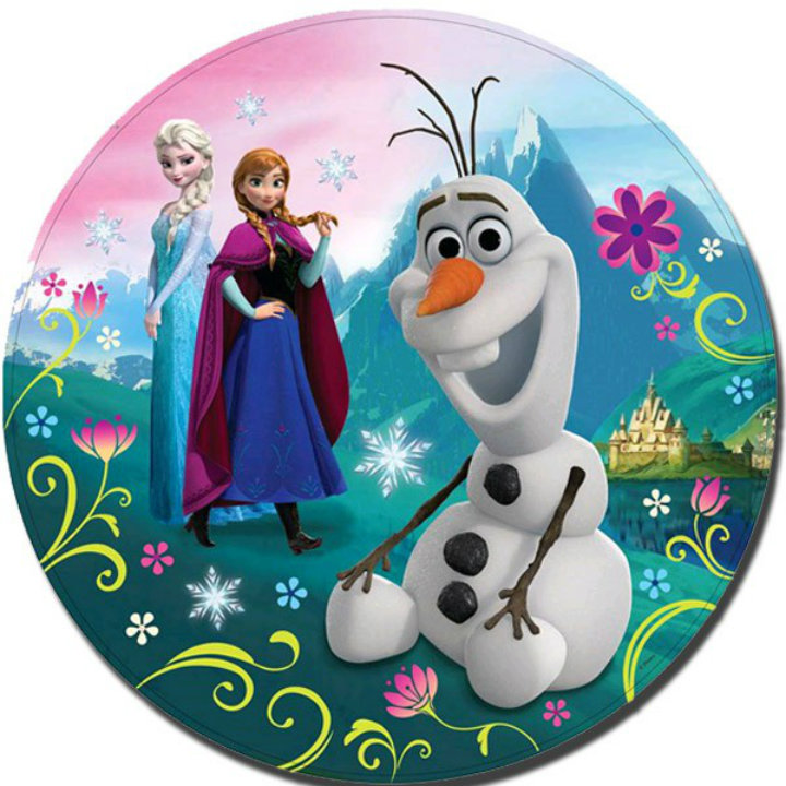 Disney Frozen Party Pullstring Pinata
