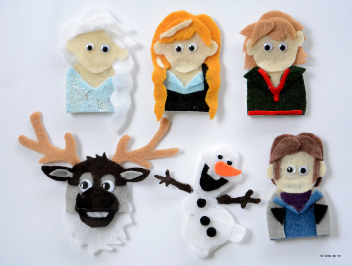 Frozen-Finger-Puppets-Cover