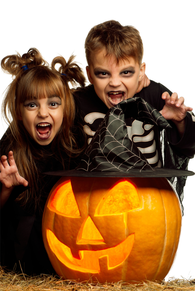 Fiesta Halloween baja