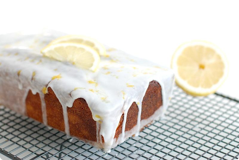 Cake-de-limón-con-glaseado
