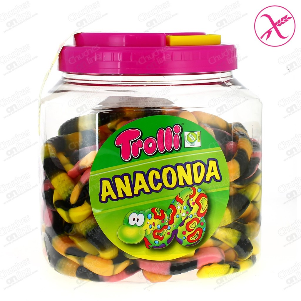 anacondas-trolli