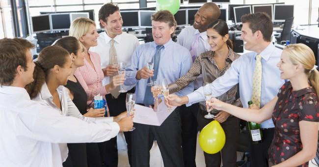 fiesta de jubilación