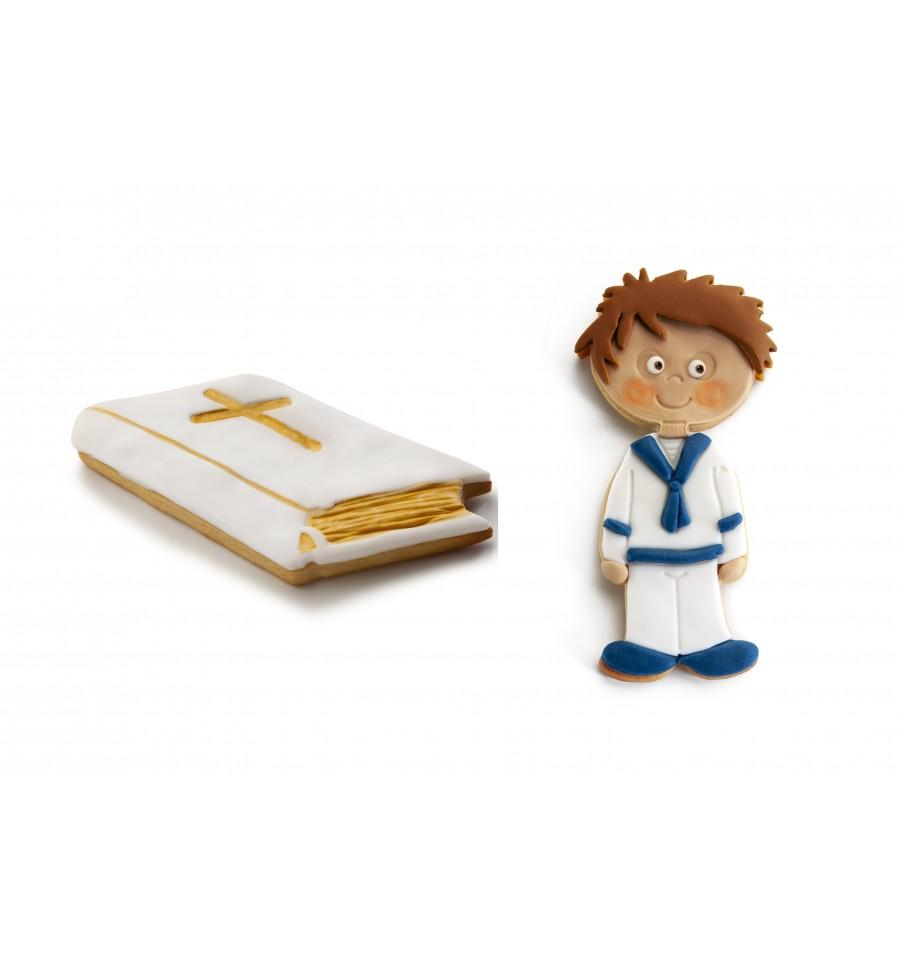 cortapastas-nino-comunion-biblia