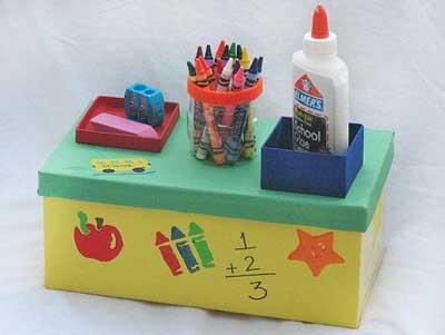 decorar_reciclar_caja_carton_zapatos