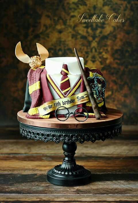 Repostería creativa Harry Potter
