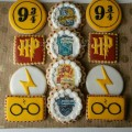 Galletas de Harry Potter