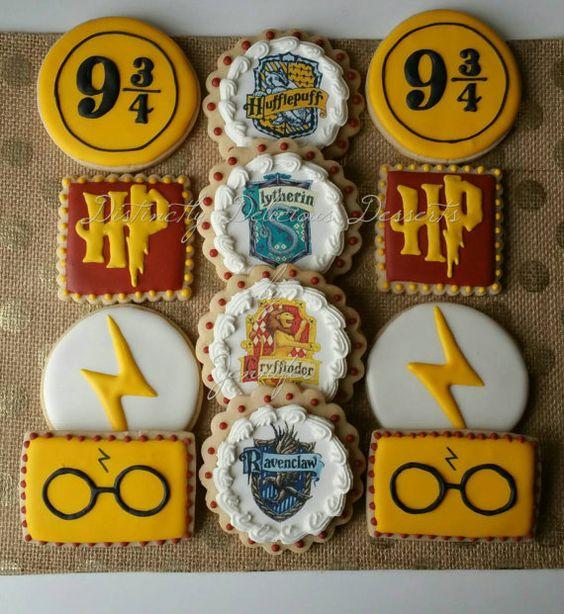 Galletas de Harry Potter