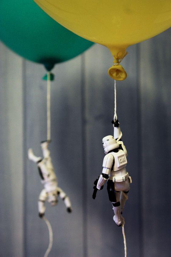 fiesta temática Star Wars