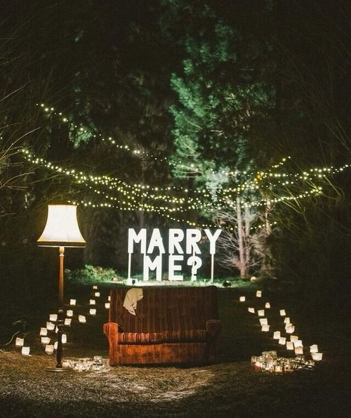 letras decorativas marry me
