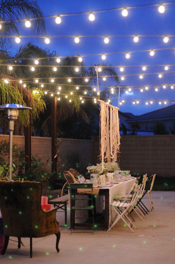 Ideas para hacer una verbena en tu terraza snack market for Ideas para hacer una terraza