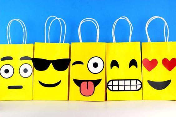 bolsas emoji