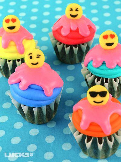 cupcakes emoticonos