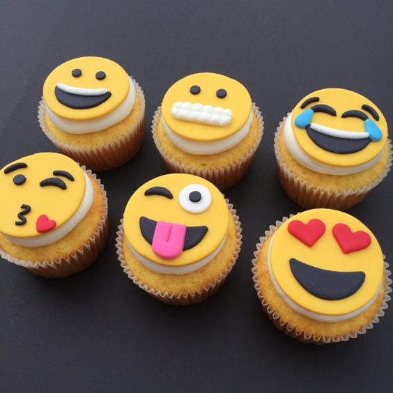 party iconos cupcakes