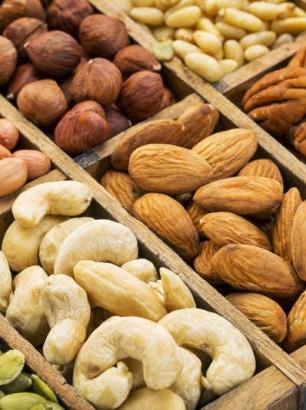 Frutos-Secos snack market