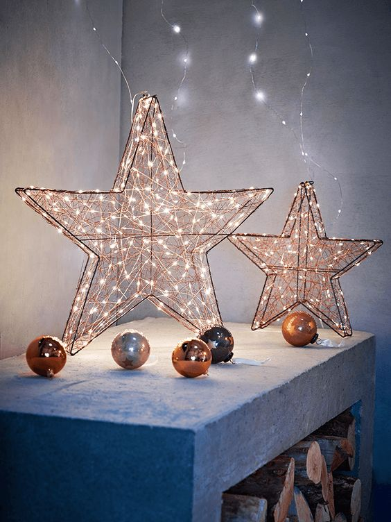 Estrellas de luces