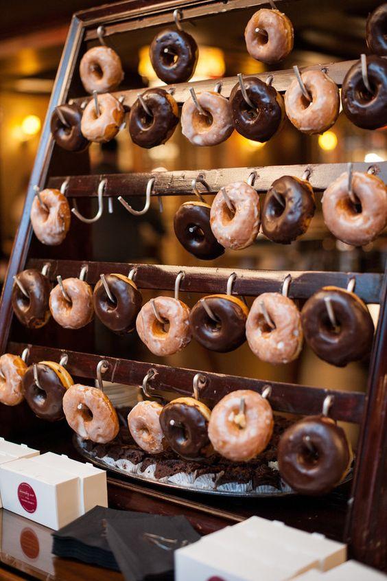 Tendencias gastronómicas con donuts