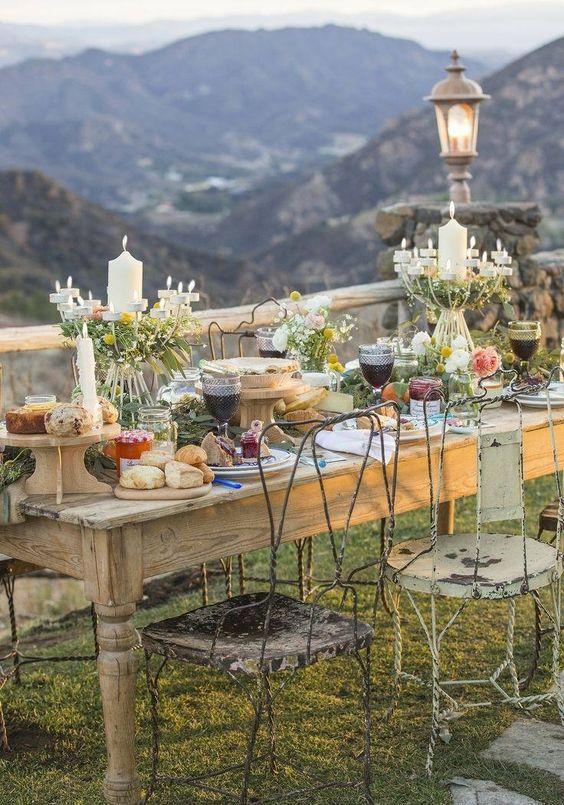 Decoración para eventos y bodas
