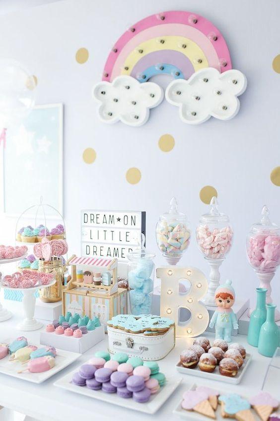 organizar un baby shower