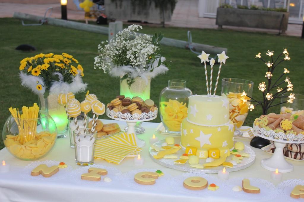 tartas para bautizos