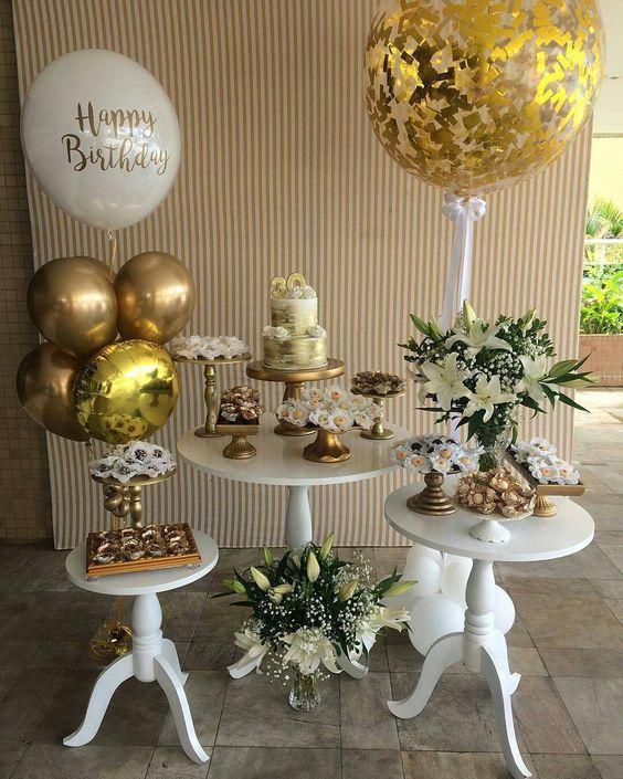 ideas para un cumpleaños