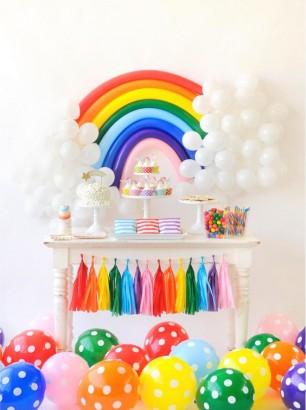 fiesta arcoiris