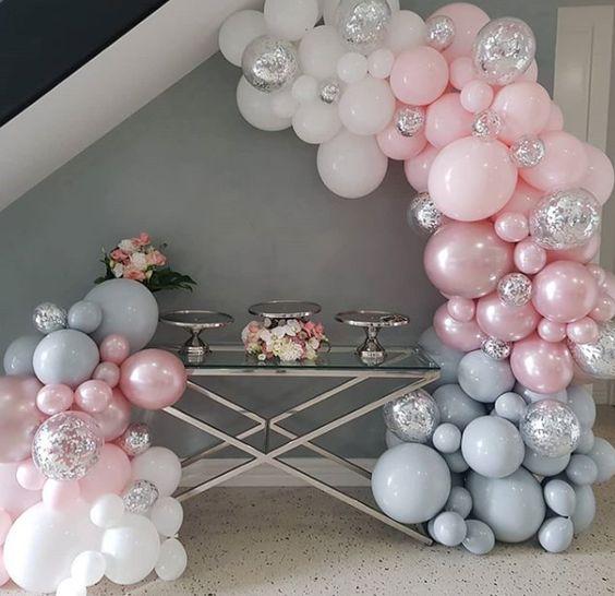 tendencias de decoración de comunión