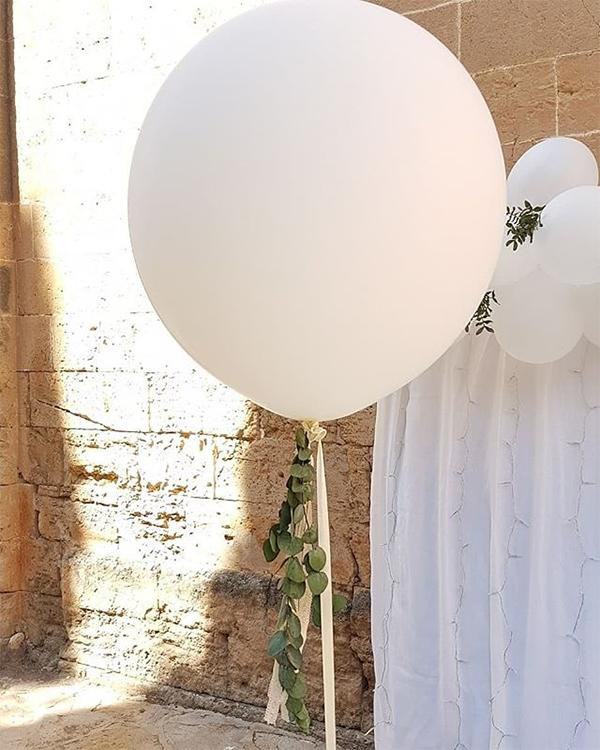 globos para bodas