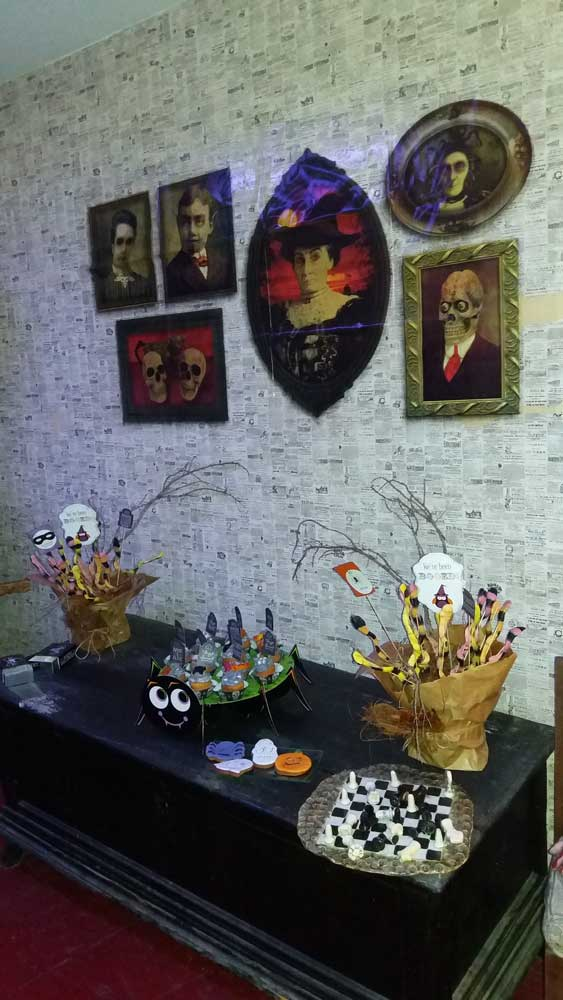 decoraciones de Halloween