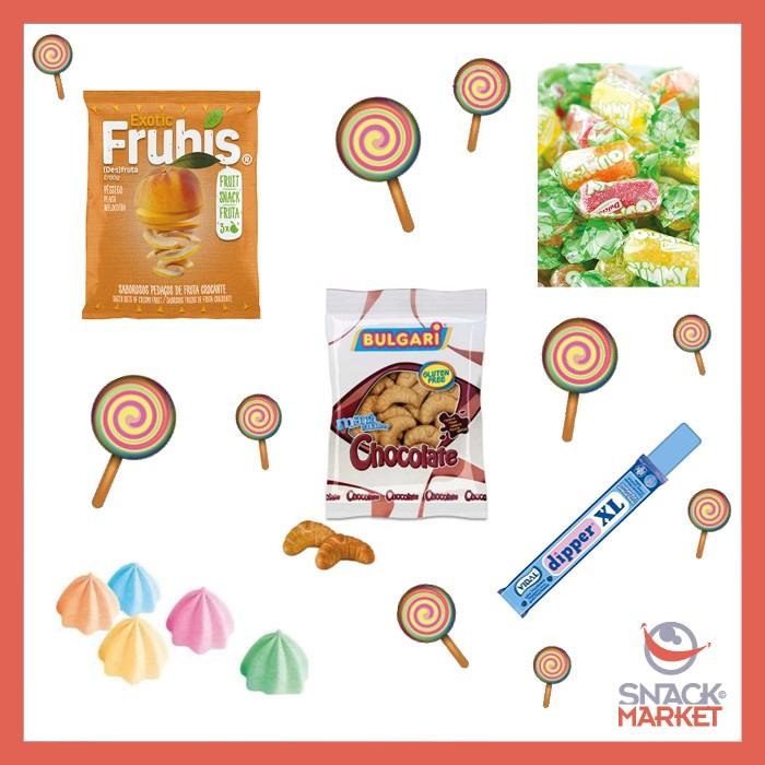 películas con snacks 2